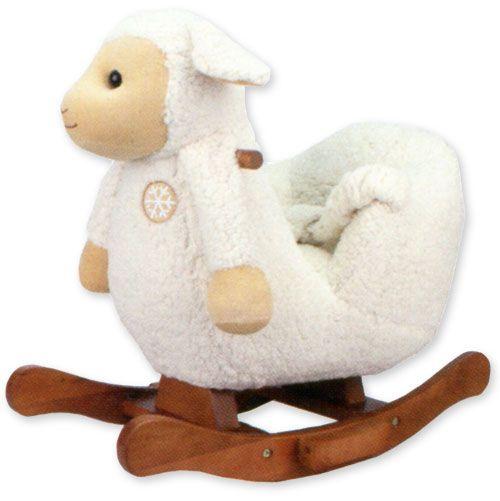 Качалка Jolly Ride Зверюшки Овечка