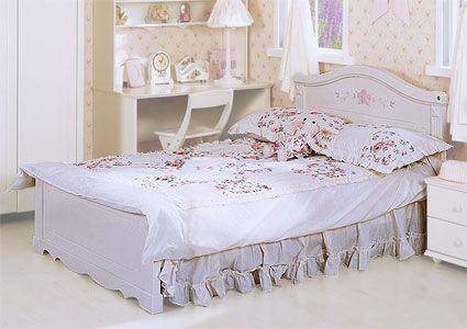 Кровать девочки Bella, Milli Willi