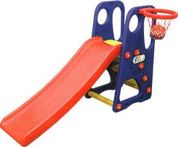 """Горка  с баскетбольным кольцом, """"HAPPY BOX"""""""