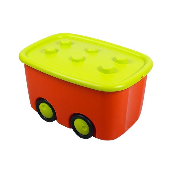 Ящик для игрушек М-Пластика Моби