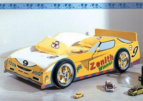 Кровать-машина Milli Willi